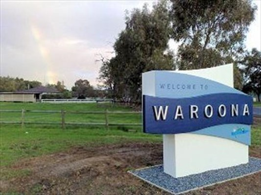 General - Waroona Entrance signs 04 (2)