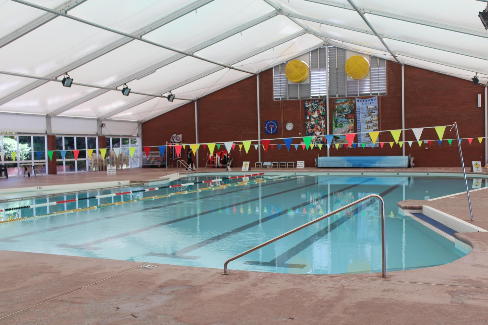 Replacement of Pool Liner at Waroona Recreation & Aquatic Centre