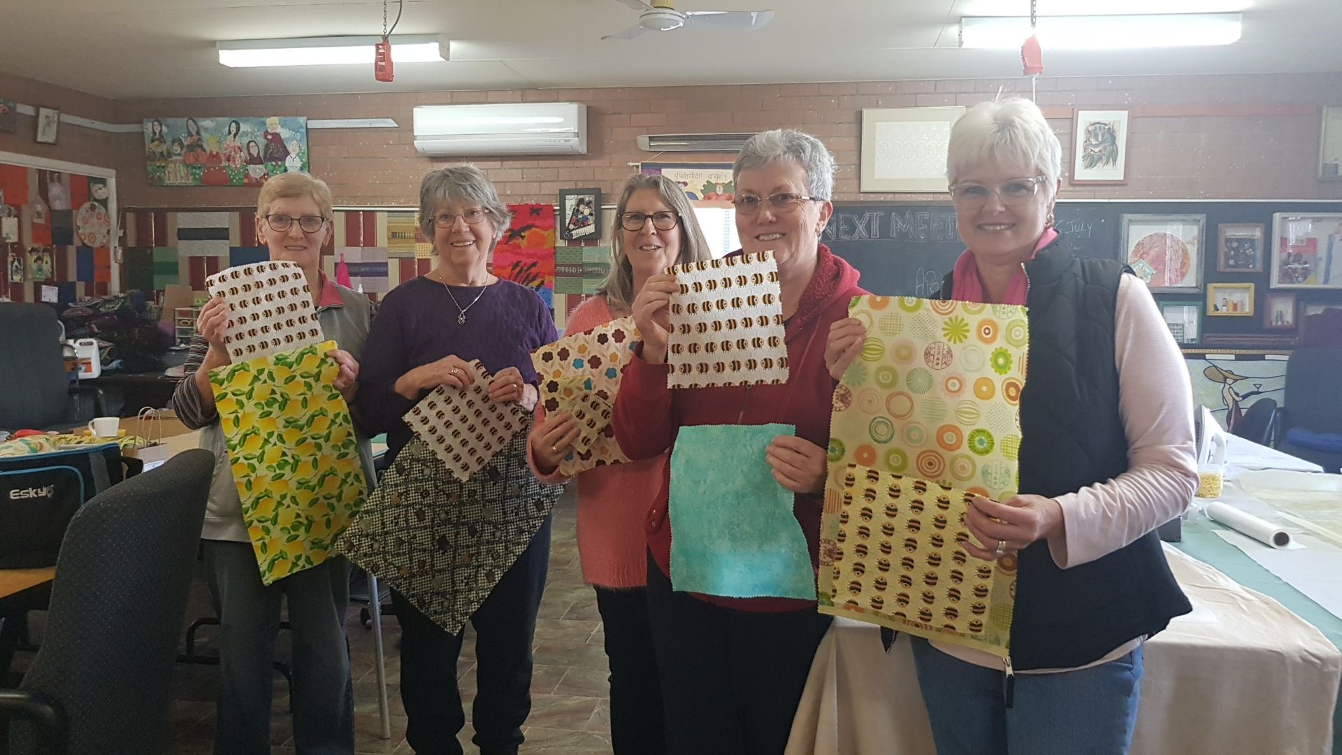 Waroona's Creative Workshops: 'It's a Wrap'