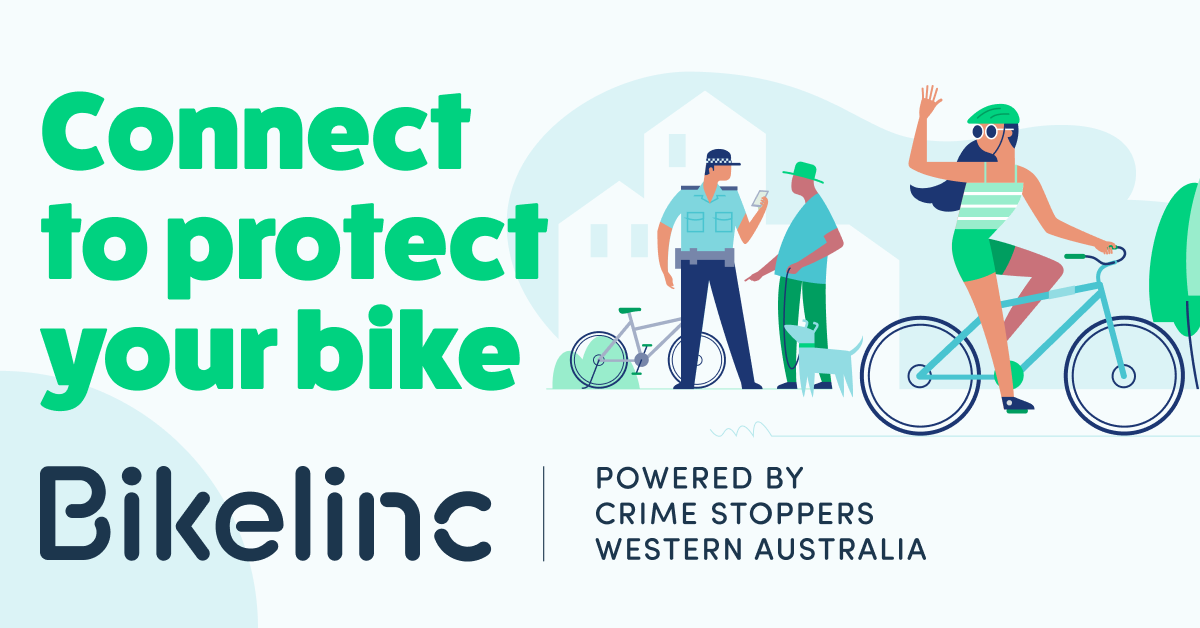 Connect to Protect Your Bike