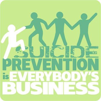 Funding granted for suicide prevention in the community