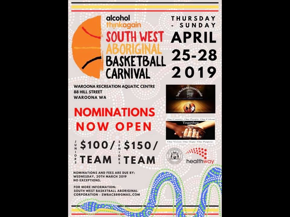 South West Aboriginal Basketball Carnival